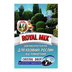 Для хвойных от пожелтения (Cristal drip), ROYAL MIX