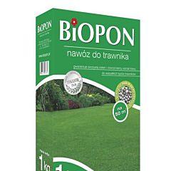 Удобрение в гранулах для газонов, BIOPON