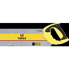 Ножовка пасовочная 9TPI 300мм, TOPEX