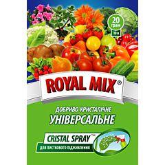Универсальное (Cristal spray), ROYAL MIX