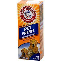 Дезодорант-порошок для ковров Pet Fresh, Arm&Hammer