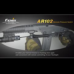 Выносная тактическая кнопка для Fenix TK серии (AR102)