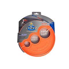 Игрушка для собак летающий диск, оранжевый, ROGZ