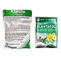 ПЛАНТАФОЛ 10+54+10 / PLANTAFOL 10+54+10 - водорастворимое комплексное удобрение с микроэлементами, Valagro