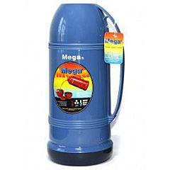 Термос 1,9 л, ET190, синий, Mega