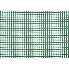 Сетка для растений квадратная, рулон, цвет зеленый, 5 мм отверстия, 1x5 м, Verdemax