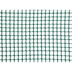 Сетка для растений, рулон, цвет зеленый, 10 мм отверстия, 1x5 м, Verdemax