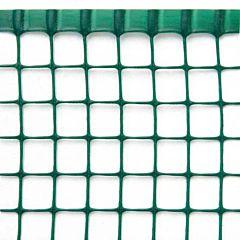 Сетка для растений, рулон, цвет зеленый, 20 мм отверстия, 1x5 м, Verdemax