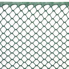 Сетка для растений, рулон, цвет-зеленый, 15 мм, шестиугольные отверстия, 1x5 м, Verdemax