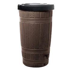 Емкость для сбора дождевой воды Woodcan, коричневая, Prosperplast