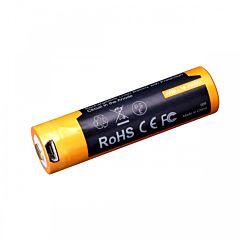 Аккумулятор 18650 Fenix (2600 mAh) (ARB-L182600U)