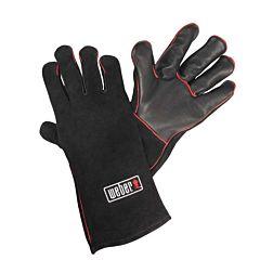 Кожаные перчатки для грилинга, WEBER