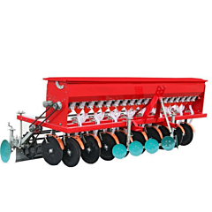 Сеялка зерновая 2BFX-20 20 рядная, ДТЗ