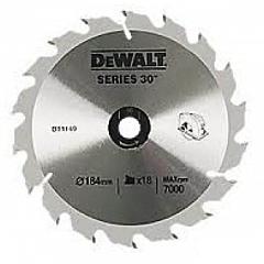 Диск пильный DT1089, DeWALT