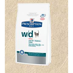 Диетический корм hill's PD Feline W/D против ожирения, Hill's