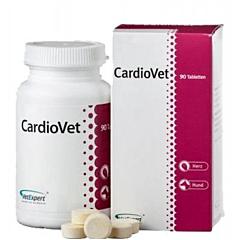 CardioVet — для собак, страдающих кардиомиопатией и эндокардиозом, VetExpert