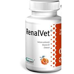 UrinoVet Cat — капсулы для поддержания функций мочевой системы у кошек, VetExpert