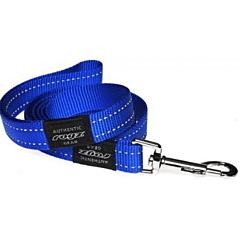 Поводок для собак утилитарность, голубой, ROGZ