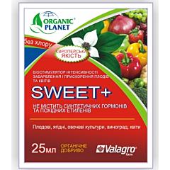 СВИТ ПЛЮС / SWEET PLUS —  биостимулятор интенсивности окраски и ускорения созревания плодов и цветов, Valagro