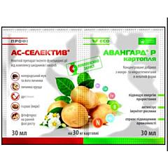 АС Селектив к.с. + Авангард Картофель, Ukravit