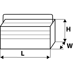 Ящик для инструмента металлический, 7-секционный, TOPEX