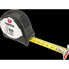 Рулетка 3 м, 27C373, TOPEX