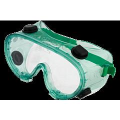 Очки защитные зелёные, TOPEX