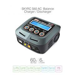 Зарядное устройство SkyRC S60 (SK-100106-01)