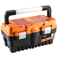 Ящик для инструмента пластиковый, NEO Tools