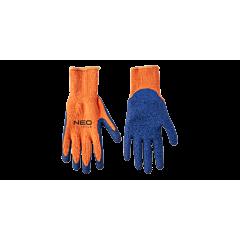 Перчатки антипрокольные утепленные, NEO Tools