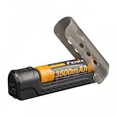 Зарядное устройство Fenix (с аккумулятором) (ARE-X11set)