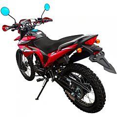 Мотоцикл SP200D-26M, Spark