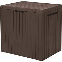 Лавка-ящик для хранения City Box 113 л. коричневый, Keter