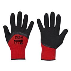 Перчатки защитные PERFECT SOFT RED FULL латекс, Bradas