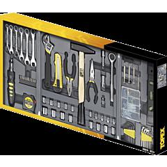 Набор инструментов 135шт, 38D215, TOPEX