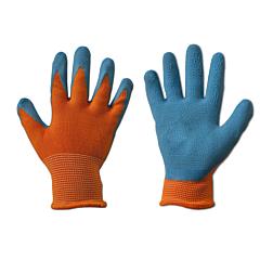 Перчатки защитные ORANGE латекс, Bradas