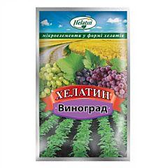 Хелатин Виноград — удобрение, Восор