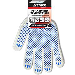 Перчатки White 4 нити, Stark