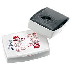 Фильтр противоаэрозольный 3М 6035 Р3 R, Укрпрофзахист