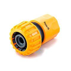 Коннектор для шланга 3/4 дюйма без аквастопа, Presto-PS, 25 штук