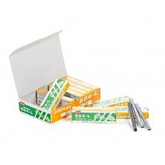 Скобы к степлеру для фиксации растений 6х4 мм, 10000 шт./уп., Binder