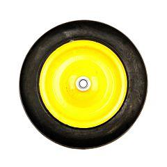 Колесо литое 14*4 усиленное к тачке строительной, арт. 01-008, BudmonsteR