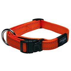 Ошейник для собак утилитарность, оранжевый, ROGZ