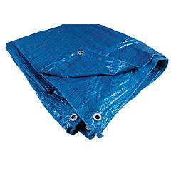 Тент 2 х 3 м, синий, 65г/м2, MASTERTOOL