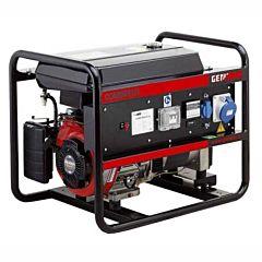 Бензиновый генератор трехфазный с электростартером GENMAC 7900REPR