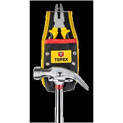 Карман с держателем для молотка, TOPEX