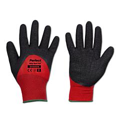 Перчатки защитные PERFECT GRIP RED FULL латекс, Bradas