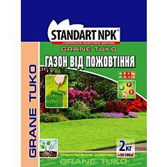 Для газонов от пожелтения, STANDART NPK
