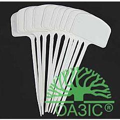 Садовые маркеры. (Таблички для растений, пластмассовые) 85001, Оазис