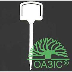 Садовые маркеры. (Таблички для растений, пластмассовые) 85101, Оазис